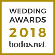 Ganadores del Wedding Awards 2018